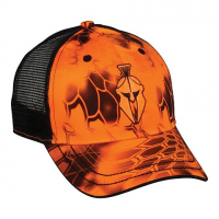 Outdoor Cap Mesh Back Kryptek Cap - Inferno