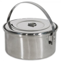 Stansport 3qt Stainless Steel Camp Pot With Lid
