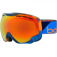 Bolle Emperor Goggle - Navy Orange / Zenith Sunrise