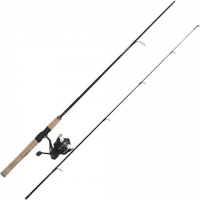 Quantum Nx24 6ft 6in 2 - Piece Spinning Combo