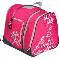 Kulkea Speed Star Youth Ski Boot Bag - Fuchsia / Pink