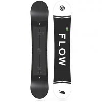 Flow Men's Merc Snowboard - Black