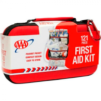 Lifeline Aaa Road Trip 121 - Piece First Aid Kit