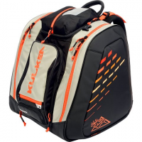 Kulkea Thermal Trekker Heated Ski Boot Bag - Grey / Black / Orange