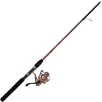 Shakespeare Ugly Stick Camo Spinning Combo