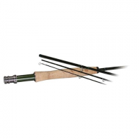 Temple Fork Bvk Series 4 Piece , 9ft , 6wt Fly Rod