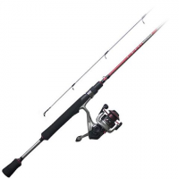 Quantum Drive 20sz 6 Foot 2 Piece Medium - Light Spinning Combo
