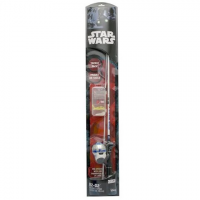 Zebco Star Wars 5 Foot 6 Inch Spincast Combo With Tackle Simple Kit