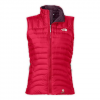 The North Face Women ' S Thunder Mirco Vest - Barberry Pink