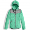 The North Face Youth Girl ' S Oso Hoodie - Rwwbermudagrn