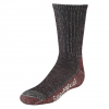 Smartwool Youth Hiking Light Crew - Gray / Red