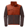 The North Face Men ' S Denali 2 Jacket - Recycled Brunette Brown / Brandy Brown