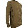 Polarmax Men ' S Advanced Cooling Insect Shield Micro H1 Long Sleeve - Tree Bark