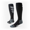 Red Lion Boost Performance Soccer Over The Calf Socks - Black / Grey