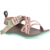 Chaco Youth Zx / 1 Ecotread Sandals - Venice Opal