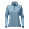 The North Face Women ' S Tech Glacier 1 / 4 Zip - 9b8tingrey