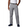 Columbia Mens Silver Ridge Convertible Pant - 021greyash