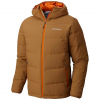 Columbia Men ' S Lone Fir 650 Turbodown Hooded Jacket - Trail