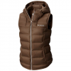 Columbia Women ' S Explorer Falls Hooded Vest - Major