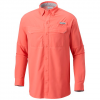 Columbia Men ' S Pfg Low Drag Offshore Long Sleeve - 699salmon