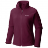 Columbia Women ' S Fast Trek Ii Full Zip Fleece Jacket - 624richwine