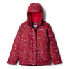 Columbia Girl ' S Youth Horizon Ride Jacket - Faded Sky Blanket Print
