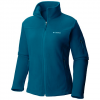 Columbia Women ' S Fast Trek Ii Full Zip Fleece Jacket - Lagoon