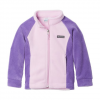 Columbia Girls Toddler Benton Springs Fleece Jacket - 667pinkclover