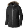 Columbia Men ' S Catacomb Crest Insulated Parka Jacket - 010black