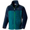 Columbia Boy ' S Youth Steens Mt Ii Fleece Jacket - Sage / Major