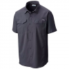 Columbia Men ' S Silver Ridge Lite Short Sleeve Shirt - 160fossil