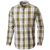 Columbia Men ' S Out And Back Ii L / S Shirt ( Extended Sizes ) - Mosstone