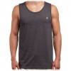 Volcom Men ' S Solid Heather Tank - Mgnmyrtlegrn