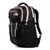 The North Face Women ' S Recon Backpack - Tnf Black / Pink Salt