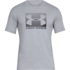 Under Armour Men ' S Ua Boxed Sportstyle Graphic T - Shirt - Steel