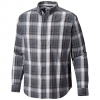 Columbia Men ' S Out And Back Ii L / S Shirt ( Extended Sizes ) - Shark