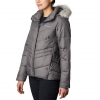 Columbia Women ' S Peak To Park Insulated Jacket ( Extended Sizes ) - 023citygry