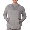 Columbia Women ' S Place To Place Hoodie - City Grey