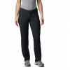 Columbia Women ' S Just Right Straight Leg Pant - Gravel
