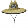 Huk Lifeguard Straw Hat - Subphantis Night Vision