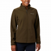 Columbia Women ' S Kruser Ridge Ii Softshell Jacket - Light Bisque