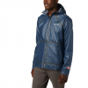 Columbia Men ' S Outdry X Reversible Ii Jacket - Dark Mountain