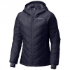 Columbia Women ' S Heavenly Hooded Jacket - Dark Nocturnal