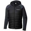 Columbia Men ' S Rogue Explorer Hybrid Jacket - Black