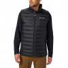 Columbia Men ' S Lake 22 Down Vest - Black