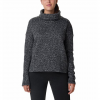 Columbia Women ' S Chillin Fleece Pullover - Black