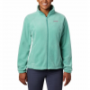 Columbia Women ' S Benton Springs Full Zip Fleece Jacket - Copper Ore