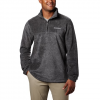 Columbia Men ' S Steens Mountain Half Zip Fleece - Charcoal Heather