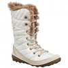 Columbia Women ' S Heavenly Omni - Heat Lace Up Boot - Sea Salt / Fawn