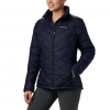 Columbia Women ' S Heavenly Jacket - Dark Nocturnal
